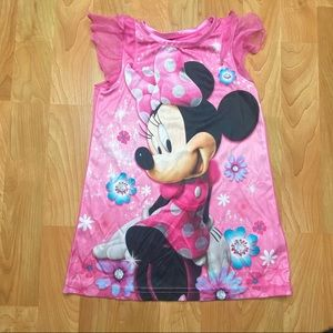 4/$20 - Toddler Girls Minnie Mouse Nightgown